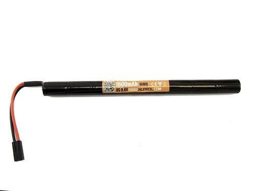 1600MAH 9.6V NIMH Stick Ak Type Nuprol product image