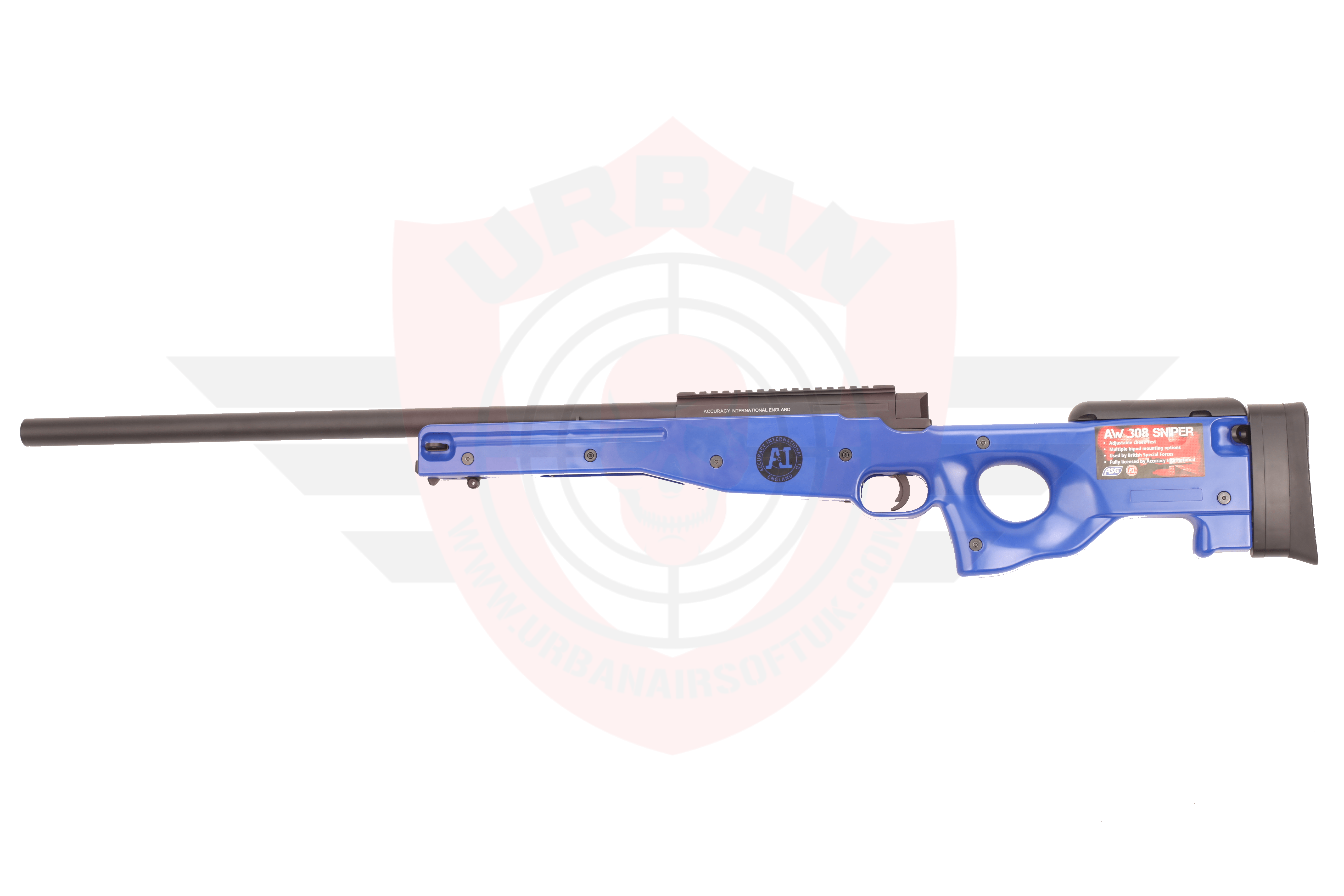 ASG AW .308 Sniper – Blue product image