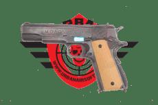 Armorer Works Custom Molon Labe 1911 Pistol image