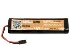 Nuprol 3300MAH 9.6V NIMH Large Battery image