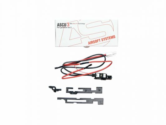 ASCU Control Unit for Version 3 Gearbox's, GEN. 3+ product image