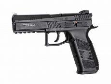 ASG CZ P09 Pistol – Black image