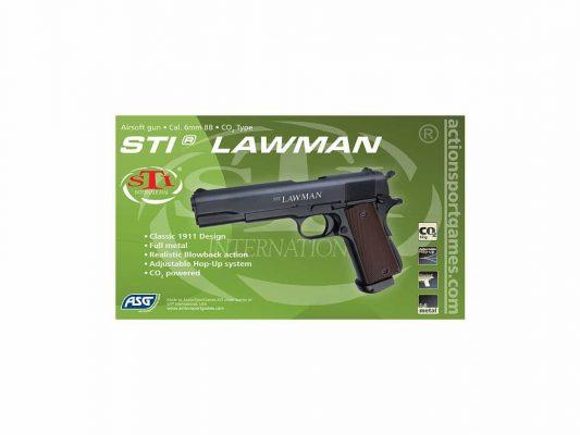ASG STI Lawman product image