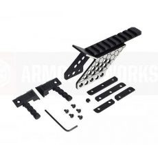 Armorer Works – Custom IPSC Optics Mount  – Scope Mount Kit (AW-K01000) image
