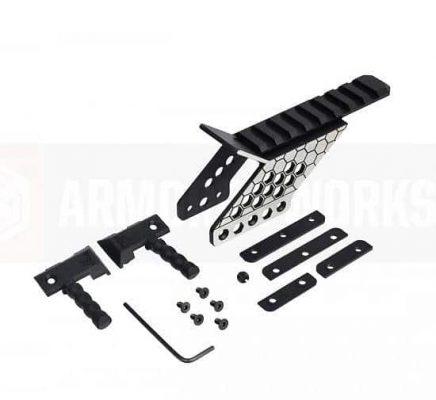 Armorer Works – Custom IPSC Optics Mount  – Scope Mount Kit (AW-K01000) product image