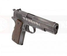 "Armorer Works Custom ""Molon Labe"" 1911 GBB Pistol image"