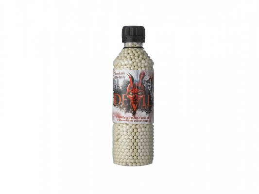 Blaster Devil 0,20g Airsoft BB -3000 pcs. in bottle ASG product image