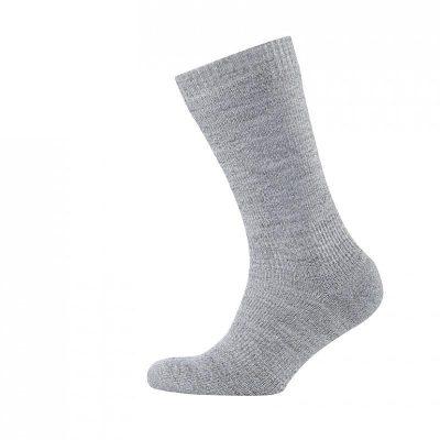 Sealskin Hiking Sock – Grey LG (Size 9/11) product image