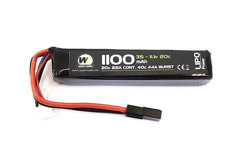 Nuprol 1100MAH 11.1V 20C Stick Type product image