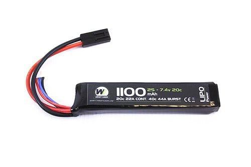 Nuprol 1100MAH 7.4V 20C Stick Type product image