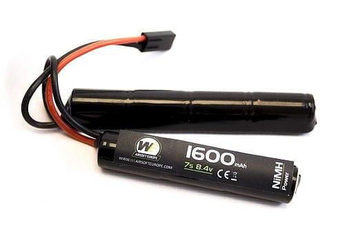 Nuprol 1600MAH 8.4V NIMH Nunchuck Type product image