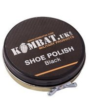 Kombat Parade Gloss Shoe Polish – Black image