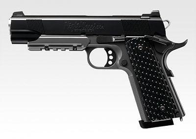 Tokyo Marui Night Warrior Gas Blowback Pistol product image