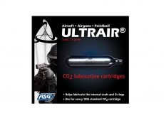 Ultrair CO2 lubrication cartridges (5 Pack) image