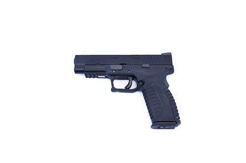 WE XDM 4.5 GBB Pistol product image
