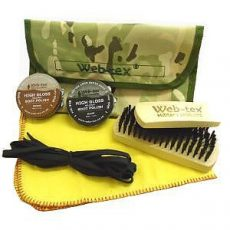 WEB-TEX Boot Care Kit Camo image