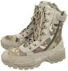Viper Special Ops Boot Multicam image