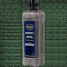 Valken Tactical 0.25g BBs – 5000CT Bottle image