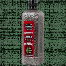 Valken Tactical 0.20g Bio BBs – 5000CT Bottle image