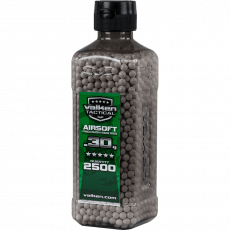 Valken Tactical 0.30g BBs – 2500CT Bottle image