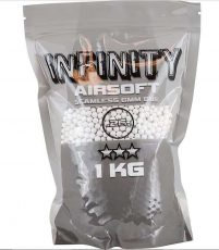 Infinity 0.25g BB's – 5000 Rounds valken image