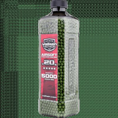 Valken Tactical 0.20G 5000CT Bottle product image