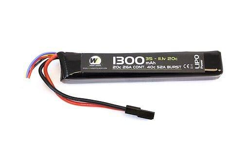 Nuprol 1300MAH 11.1V 20C Stick Type product image
