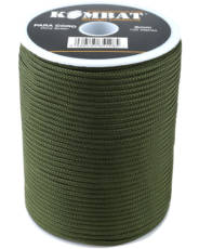 Paracord – 100m Reel – GREEN image