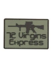 72 Virgins express patch image