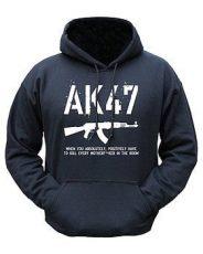 AK47 Hoodie image