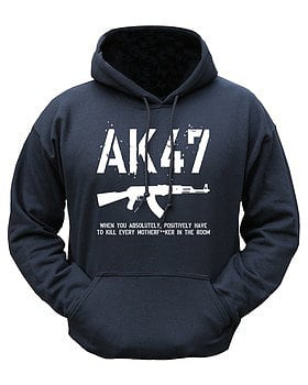 AK47 Hoodie product image