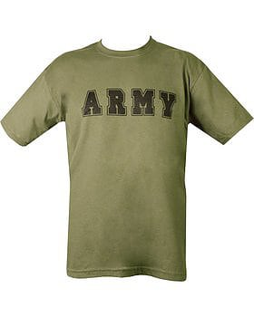 ARMY T-shirt – Olive Green product image