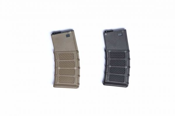 ASG M15 Series 300 Round Polymer Magazine – Tan product image