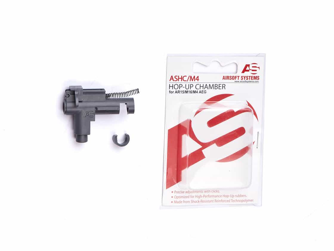 ASHC Hop-up chamber for M4 M16 AR15