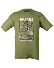 Apache T-shirt image