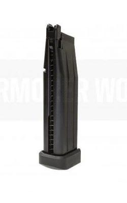 Armorer Works Custom Hi-Capa Gas Magazine (Black – AW-HXMG01) product image