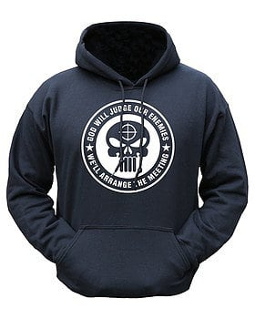 God Will Judge HOODIE product image