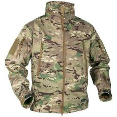 Helikon Gunfighter Soft Shell Jacket Camo image