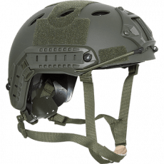 Valken Tactical Airsoft ATH Helmet Enhanced P Green image