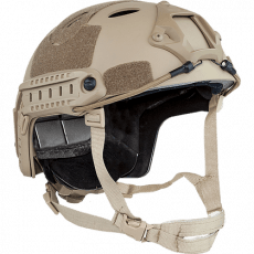 Valken Tactical Airsoft ATH Helmet Enhanced P Tan image