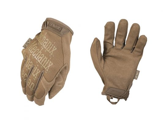 """Mechanix """"The Original"""" Gloves Coyote product image"""