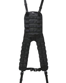 Kombat Molle Battle Yoke – Black product image