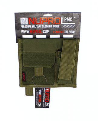 NP PMC ADMIN POUCH – GREEN product image