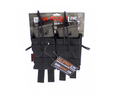 NP PMC G36 DOUBLE OPEN MAG POUCH – BLACK image