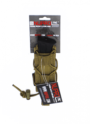 NP PMC PISTOL OPEN TOP POUCH – TAN product image