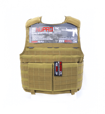 NUPROL PMC PLATE CARRIER product image
