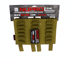 NP PMC Shotgun Shell Panel – Tan image