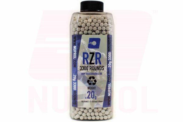 NUPROL RZR 3300RND 0.20G BIO BB'S product image