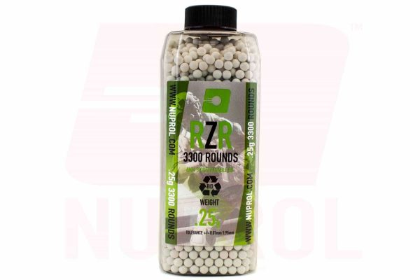 NUPROL RZR 3300RND 0.25G BIO BB'S product image