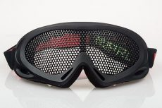 Nuprol Pro Mesh Eye Protection Black image